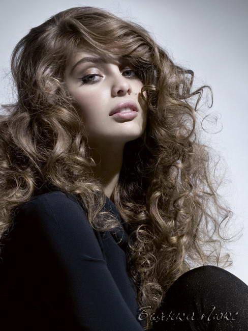 Для волос италия завивка