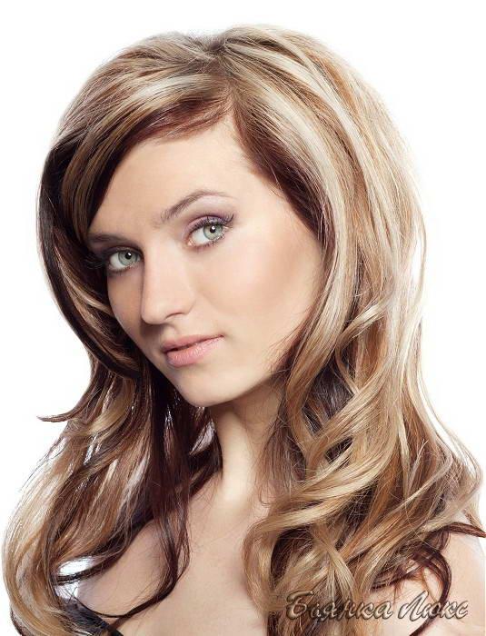 Чем колорирование волос отличается от мелирования