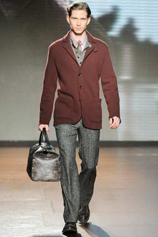 «In the Mood for China» от Ermenegildo Zegna