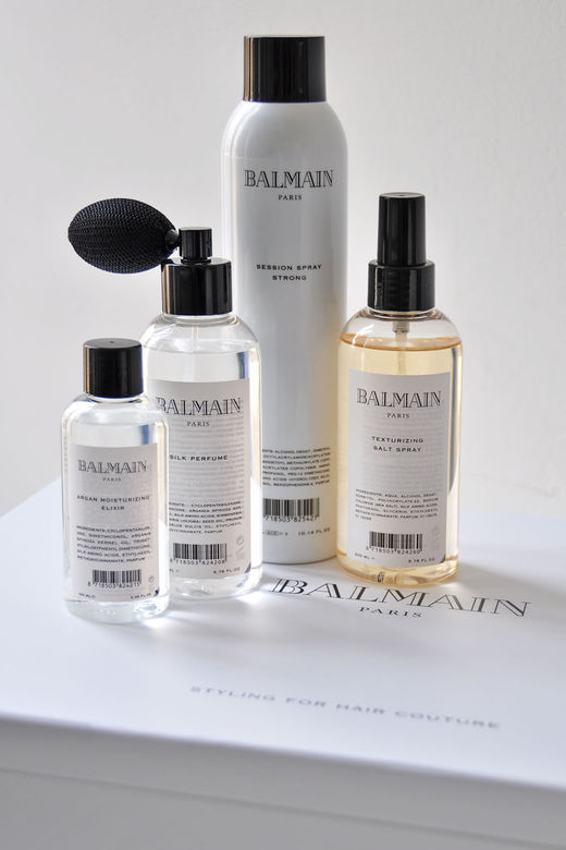 Hair Couture от Balmain