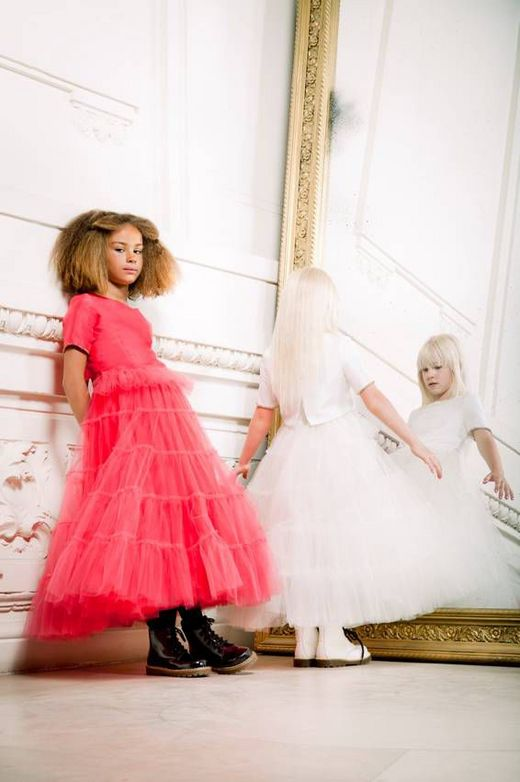 Kids-Couture от Gaultier