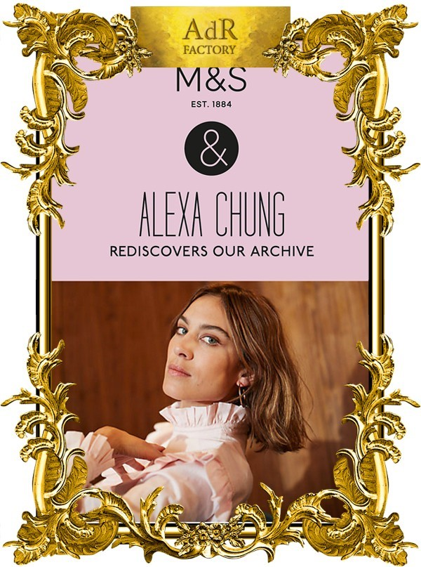 marks and spencer archive by alexa chung 02