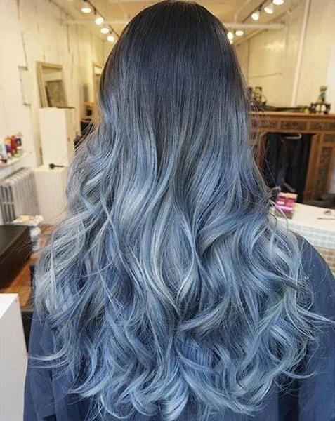 Granny Hair Style – «Бабушкины волосы»- Молодежный тренд 2019 07f5a8b312942
