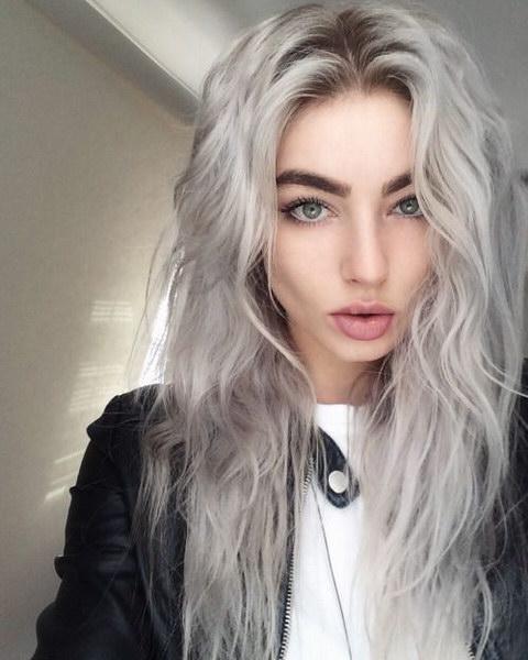 Прически блонд