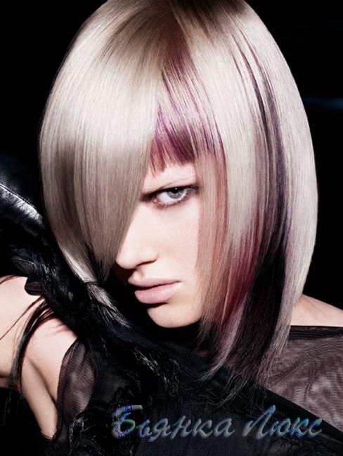 креативная окраска волос. фото