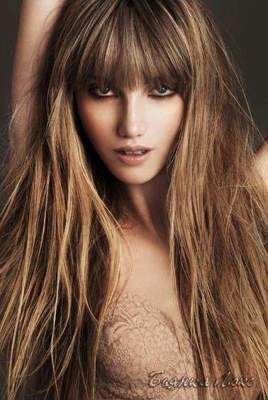 Как осветлить русые волосы до блонда