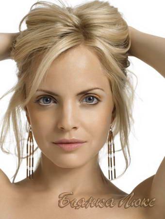 мелирование волос для блондинки