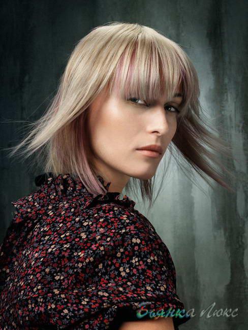 Окрашивание для волос 2012