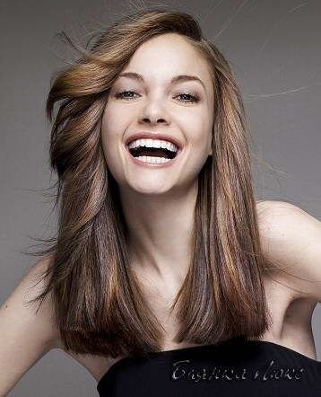 фото красивые стрижки на длинные волосы