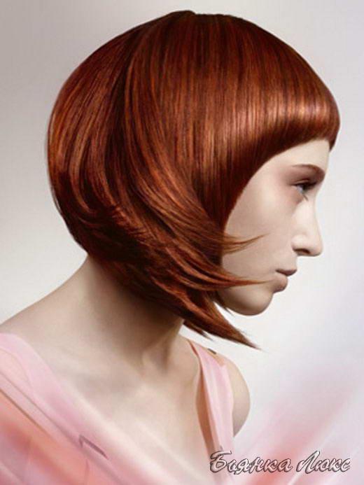 Прическа на средние волосы мелированные | 693x520
