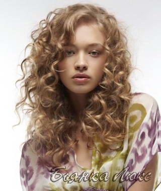 Долговременная укладка на жидкие волосы