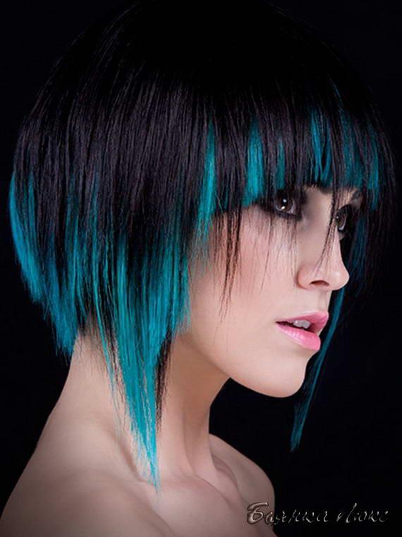 В какой цвет покрасить тонкие волосы